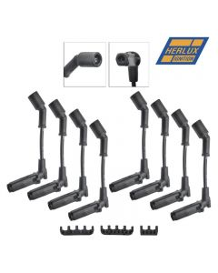 Herko Spark Plug Wire Set WGM49 (10MM) For Buick Chevrolet GMC 9-7x 05-08