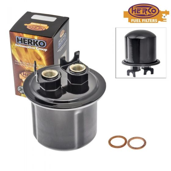 Herko Fuel Filter FIH06 For Honda Accord 1986-1989 on honda odyssey fuel filter, 1989 honda accord fuel filter, honda civic fuel filter, 2002 honda accord fuel filter, 1994 honda accord fuel filter, 89 jeep wrangler fuel filter, honda s2000 fuel filter, 93 honda accord fuel filter, 1992 honda accord fuel filter,