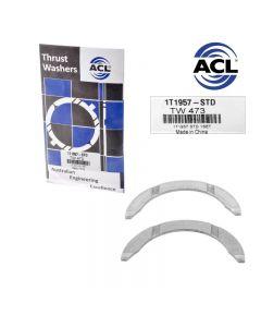 Thrust Washer Bearings ACL 1T1957 Honda D16A B17 B18B B18C K20A (55mm)