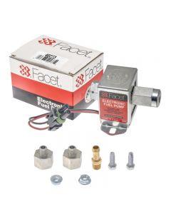 12V Facet Solid State Fuel Pump Kit 40273N 40273 11.5-9.0 PSI