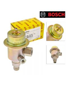 Bosch Fuel Pressure Regulator 438161010 For Volkswagen Jetta 1985-1986