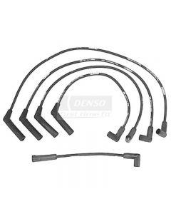 Denso Spark Plug Wire Set 671-4038 For Geo Storm 1990-1993