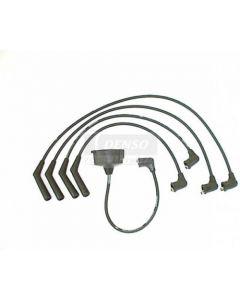 Denso Spark Plug Wire Set 671-4177 For Honda Accord 1984-1985