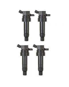 Set of 4 Herko Ignition Coil B284 For Hyundai Veloster 2013-2015