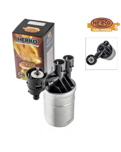 Herko Fuel Filter GFGM549 For GMC Chevrolet Sierra 2500 HD Silverado 2500 04-07