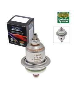 Herko Fuel Pressure Regulator PR4179 For Renault Adjustable Pressure 0-5 BAR