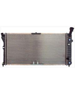 Radiator Delphi RA20040 For Chevrolet Oldsmobile Buick V6 3.1L 3.4L