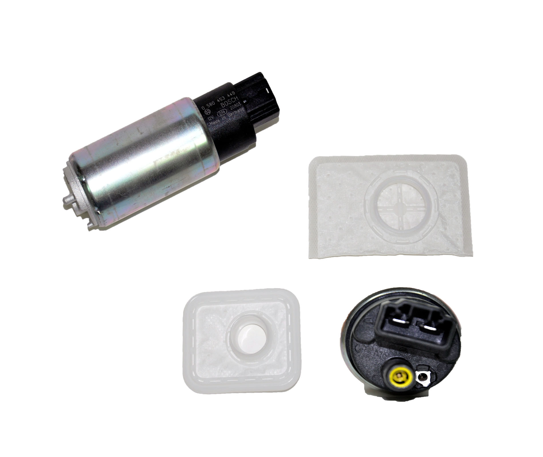 RFI Internal /& External Fuel Pump Filter Kit Seadoo 98-07 3D LRV GTX GSX XP DI