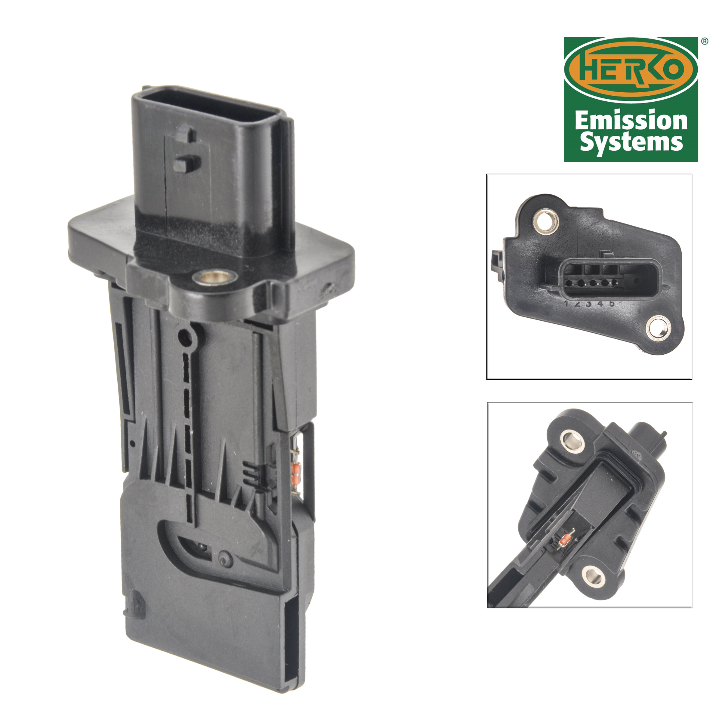 Herko Mass Air Flow Sensor MAF289 For Nissan Altima Sentra Pathfinder 2013-2016
