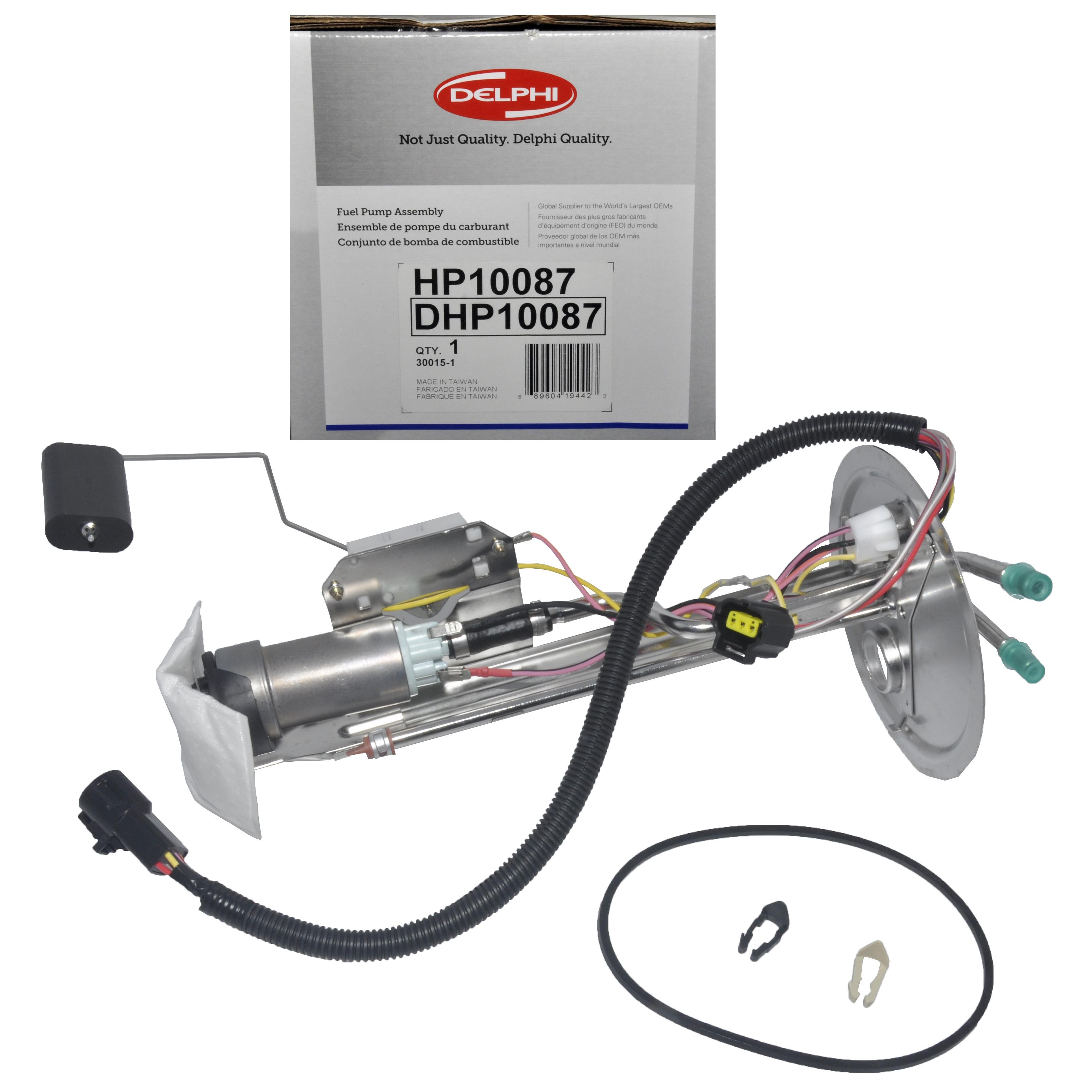 Delphi Fuel Hanger HP10087 For Ford Expedition Navigator 4.6L 5.4L 4WD 99-02