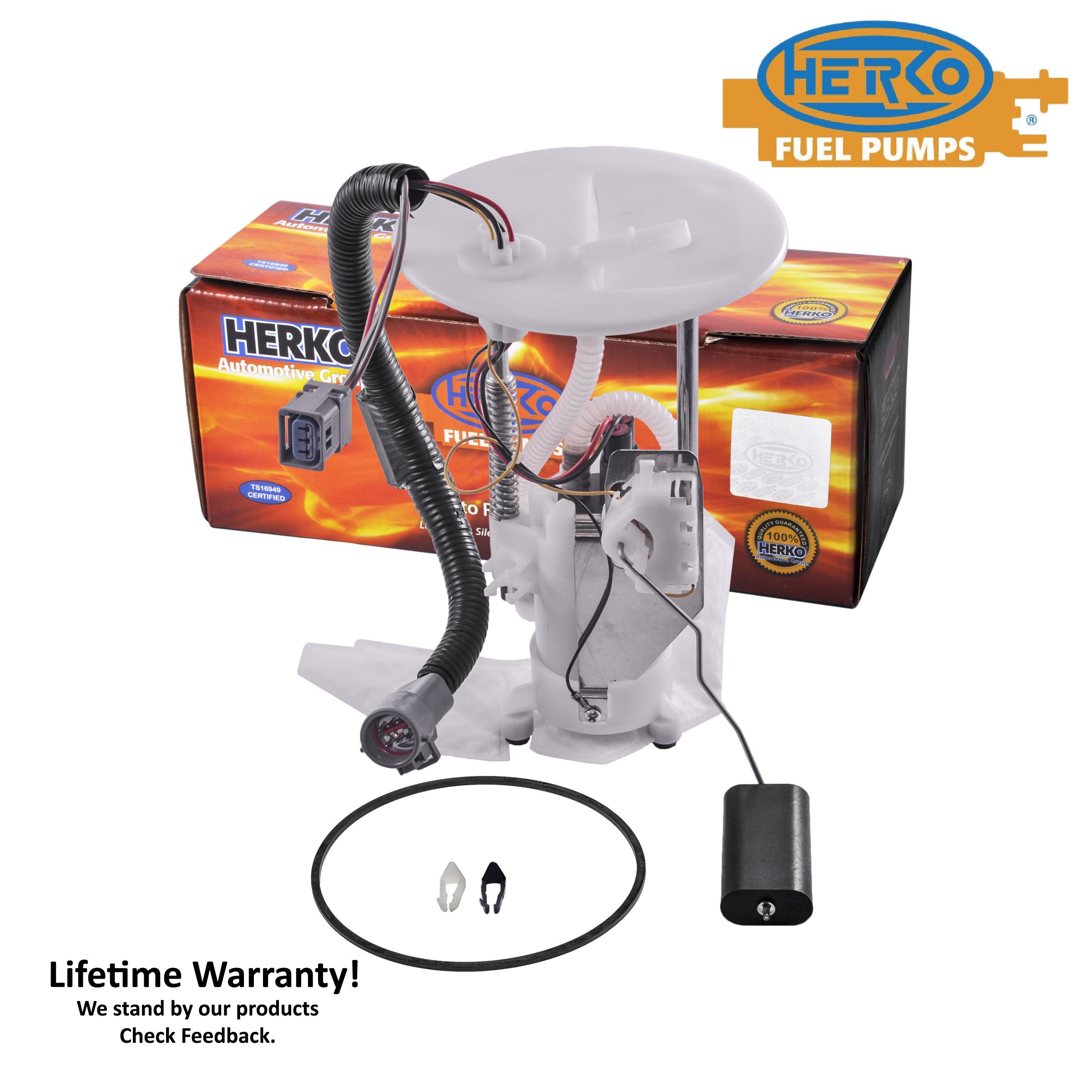 Herko Fuel Pump 419GE For Ford Explorer Mercury Mountaineer 4.0L V6 2004-2005