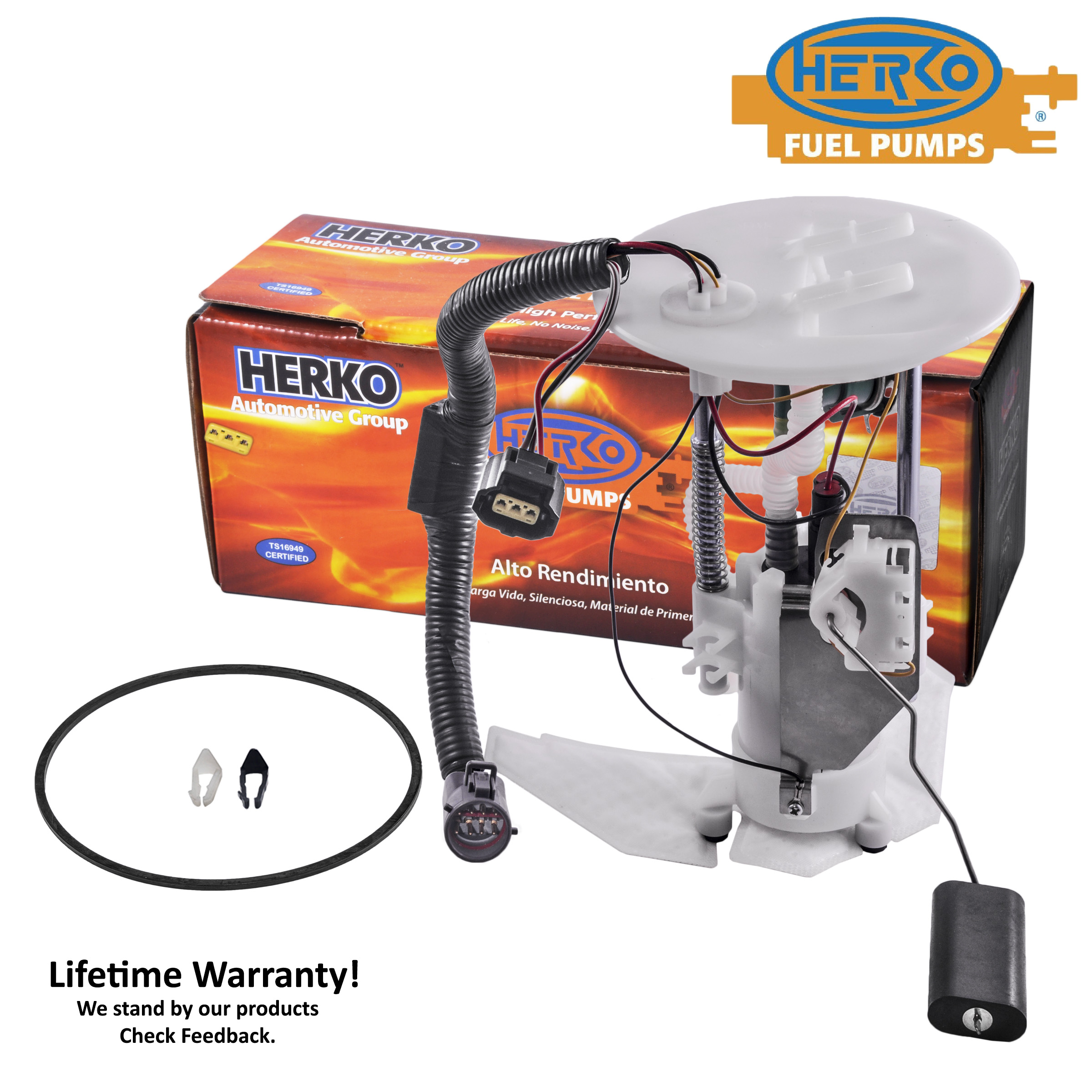 New Herko Fuel Pump Module 119GE for 02-03 Ford Explorer /& Mercury Mountaineer
