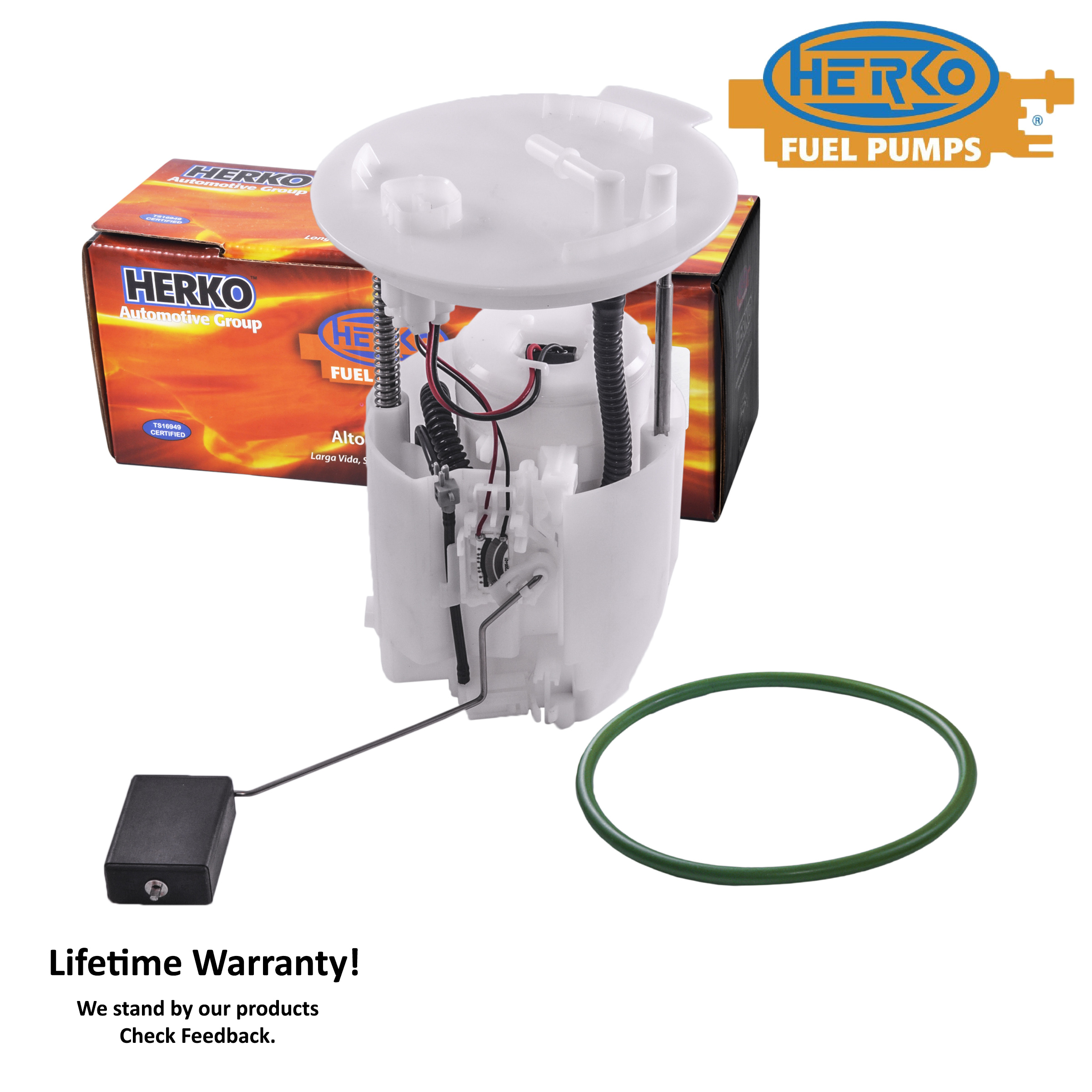 Fuel Pump Module Herko 229GE For Ford Focus 2.0L 2002