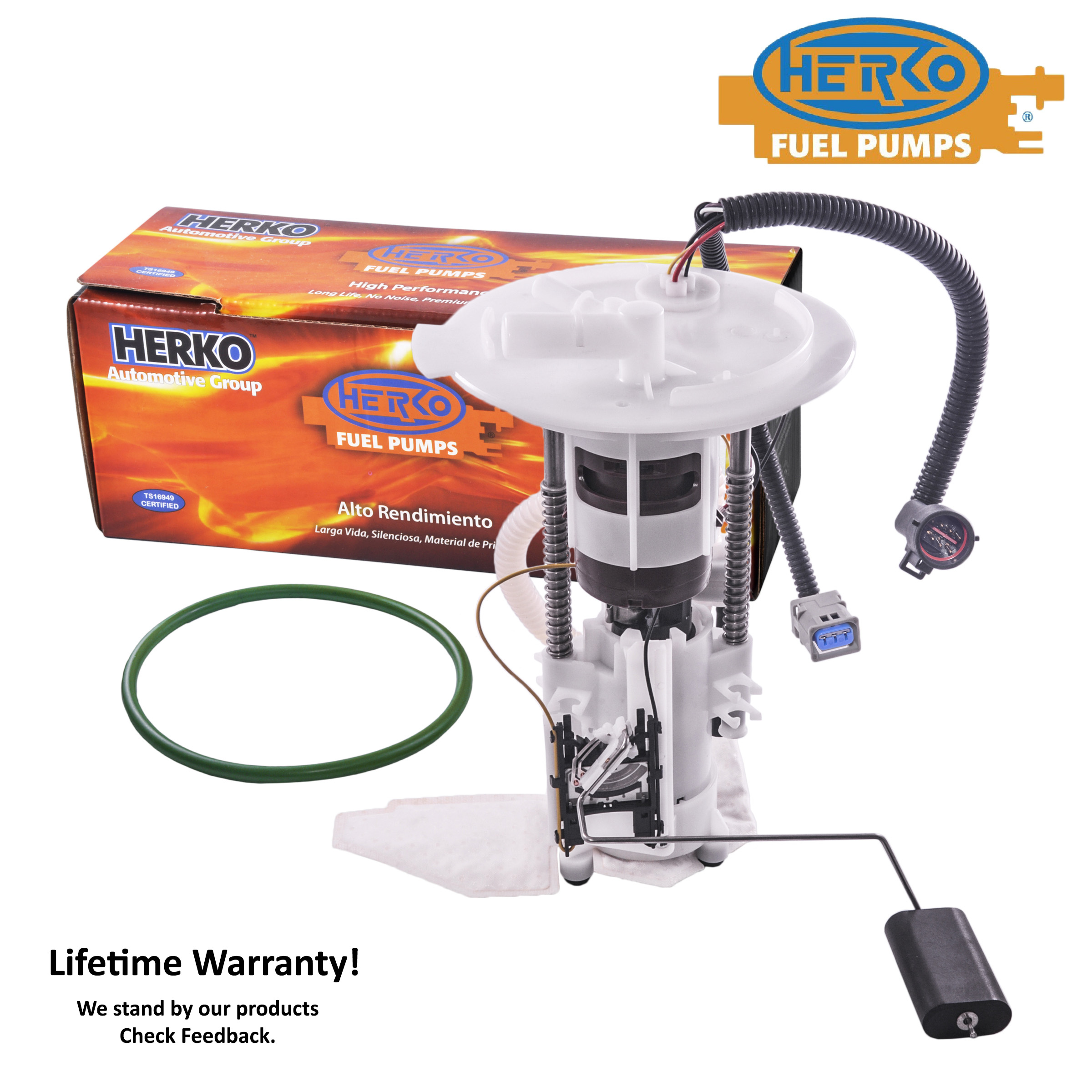 Herko Fuel Pump Module 200ge For Ford Mercury Explorer Sport Trac 06 Filter Description