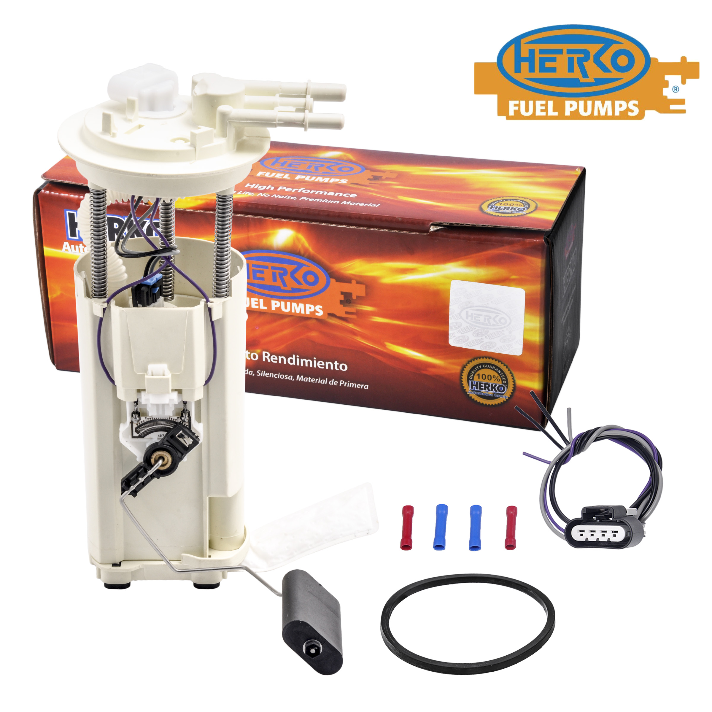 Fuel Pump Module Herko  241GE For Chevrolet Olds Pontiac 3.4L 2002-2005