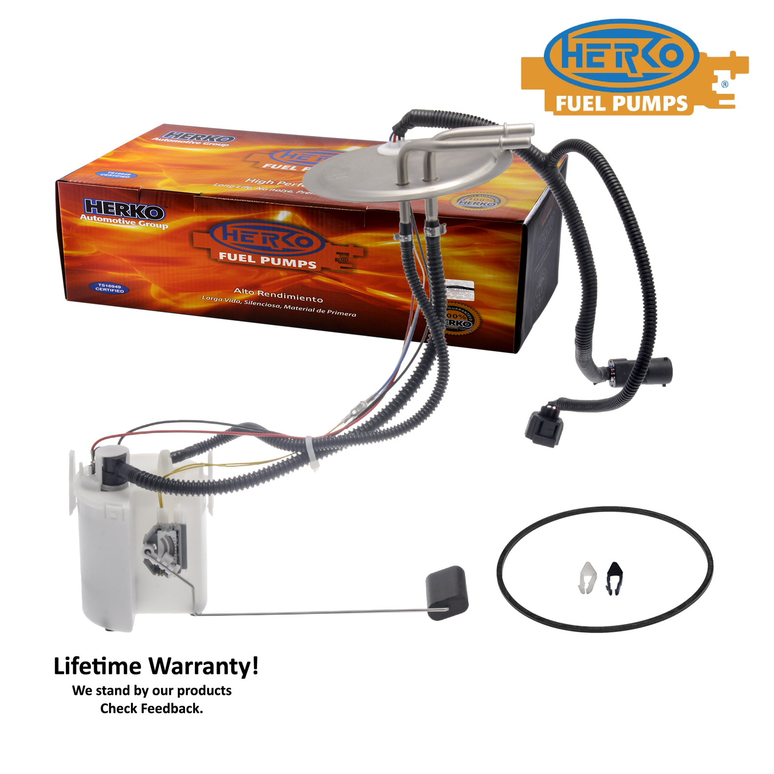 Herko Fuel Pump Module 099GE For Ford F-250,F-250 Super Duty,F-350 5.4L 99-04