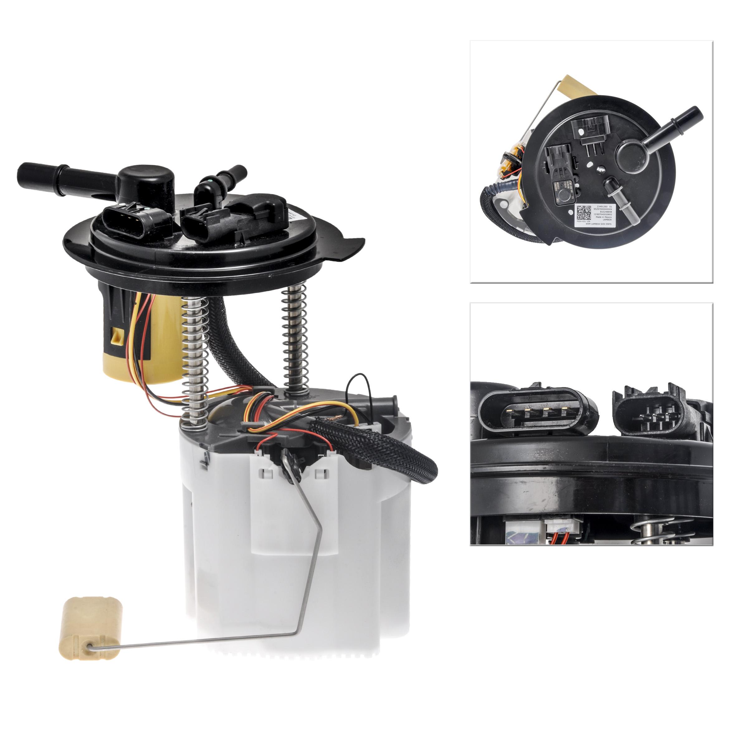 Herko Fuel Pump 463GE for GMC Acadia Buick Enclave Traverse Outlook  3.6L 09-16