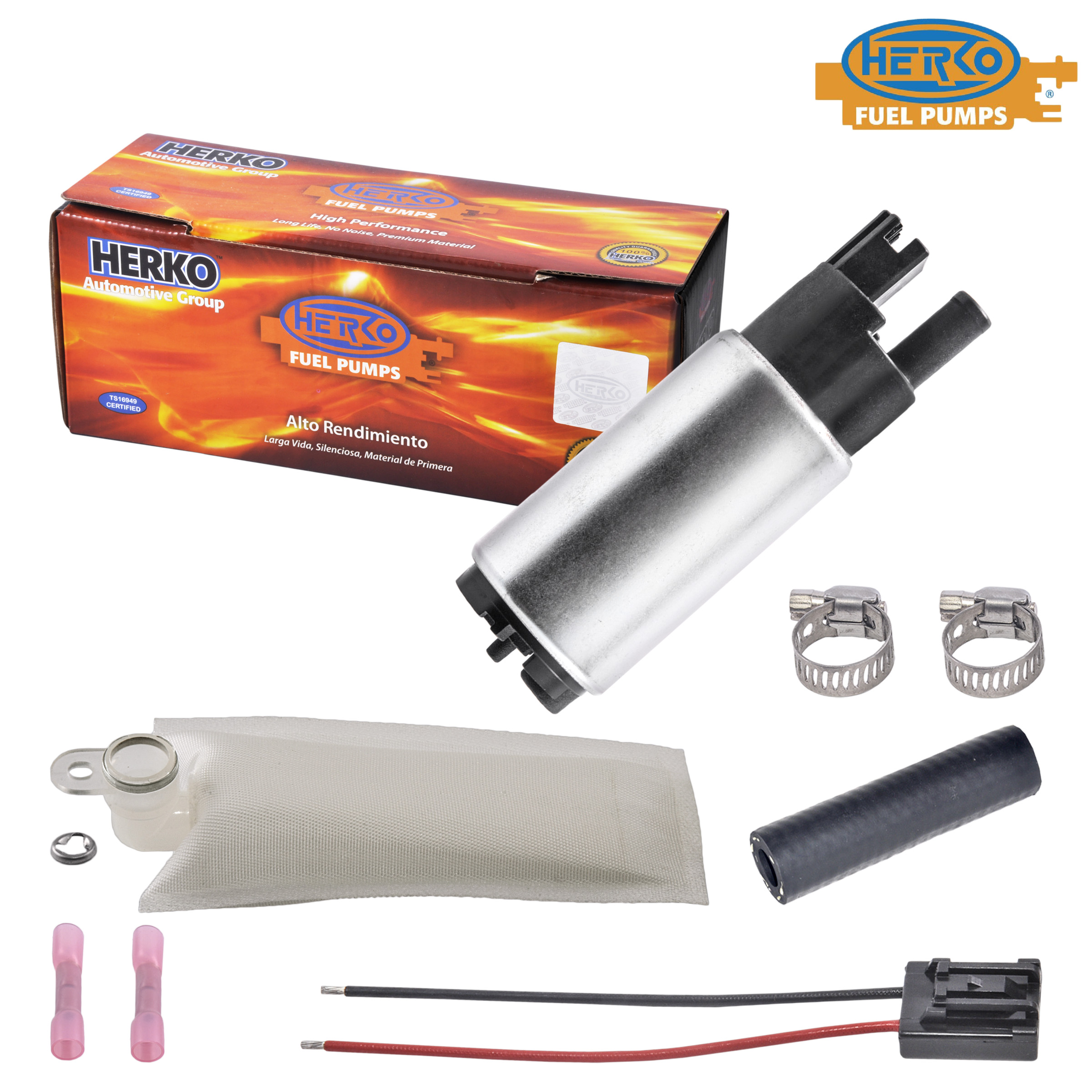 New Herko Fuel Pump Repair Kit K4000 For Ford Vehicles 1986-1991